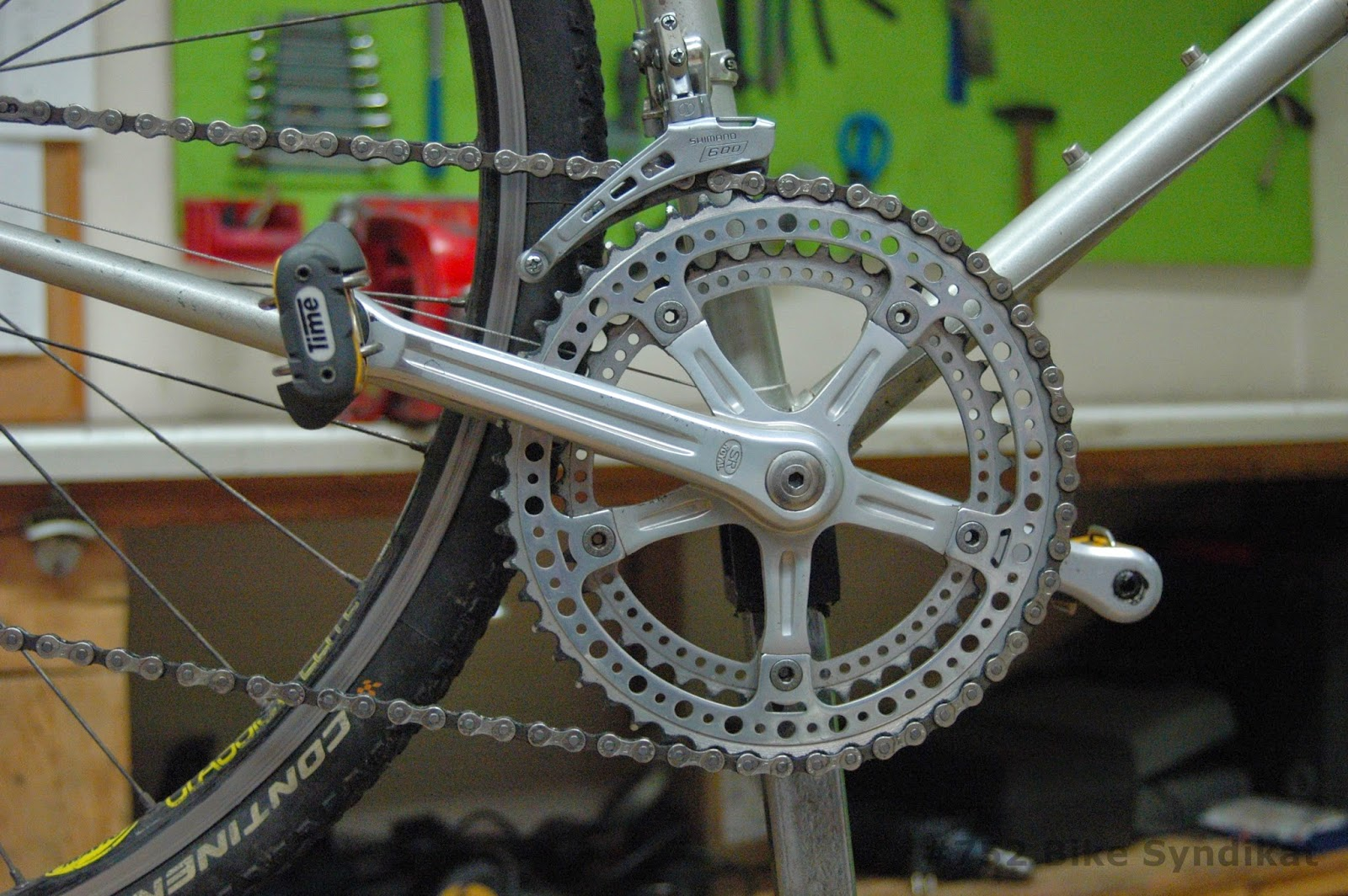 Viner vintage roadbike build