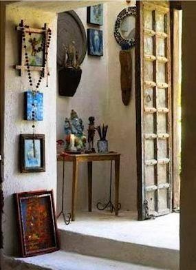 wall displays/lulu klein