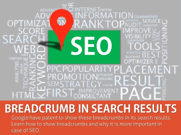 Breadcrumbs In Google Search Result Page - ProBlogBooster