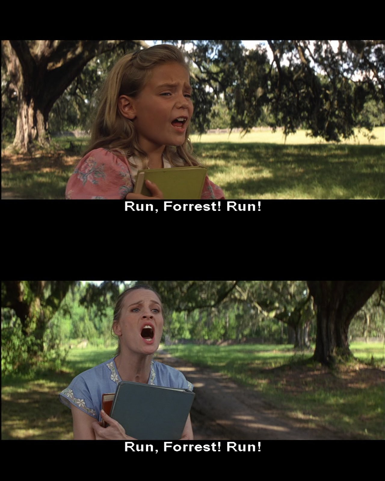 the morality of forrest gump View essay - a psychological analysis of forrest gump from psych 110 at  it  was a period of time where questions of morality and equality had come to the.