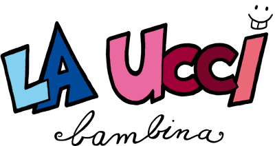 La Ucci, bambina