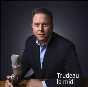 Trudeau le midi (QUB radio)