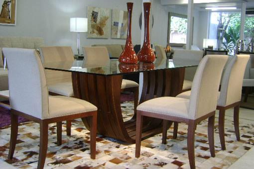 decoracao de interiores sala de jantar:Blog Decoração de Interiores: Decoração de Sala de Jantar