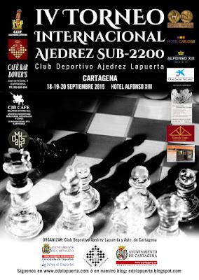"IV TORNEO INTERNACIONAL SUB 2200 ""CDA LAPUERTA"