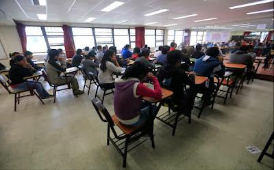 Resultados Examen ADES UNP 22 de Diciembre 2013 . Proceso de