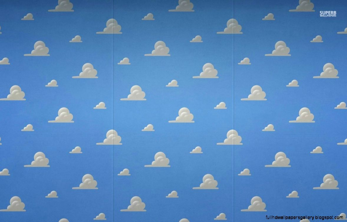 Toy Story Cloud Wallpaper Full Hd Wallpapers