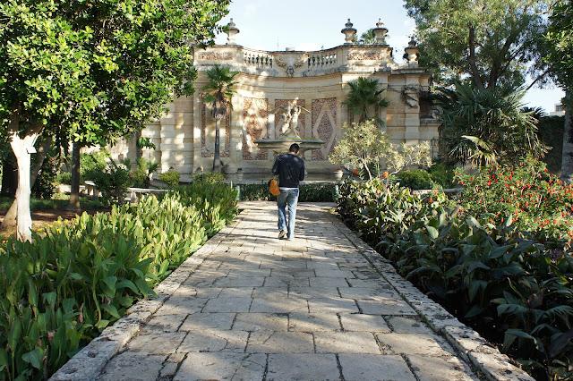 san anton gardens malta