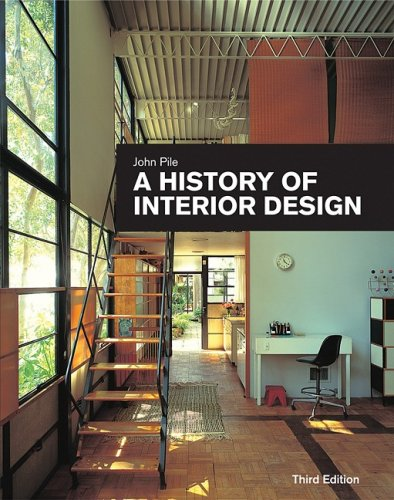 A History Of Interior Design How To Draw Library