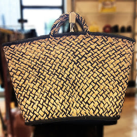 Bon-Bon basket bag from soeur at BNY.