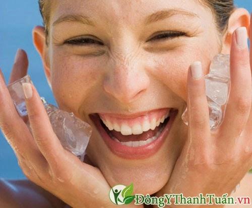 Cách điều trị mọc răng khôn bằng chườm nóng - lạnh