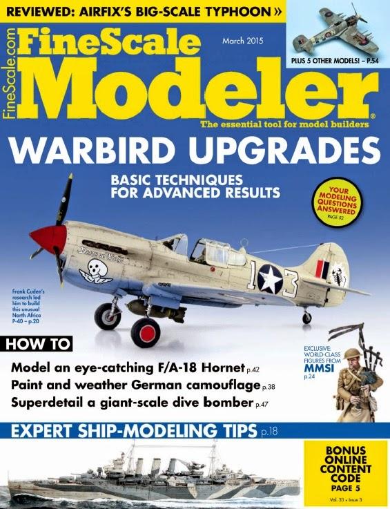 FineScale Modeler - March 2015