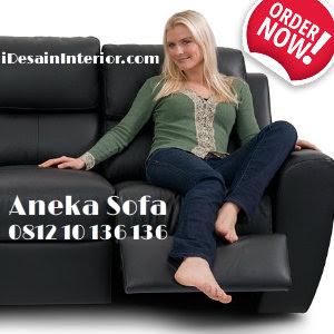 jual sofa reclining jakarta murah