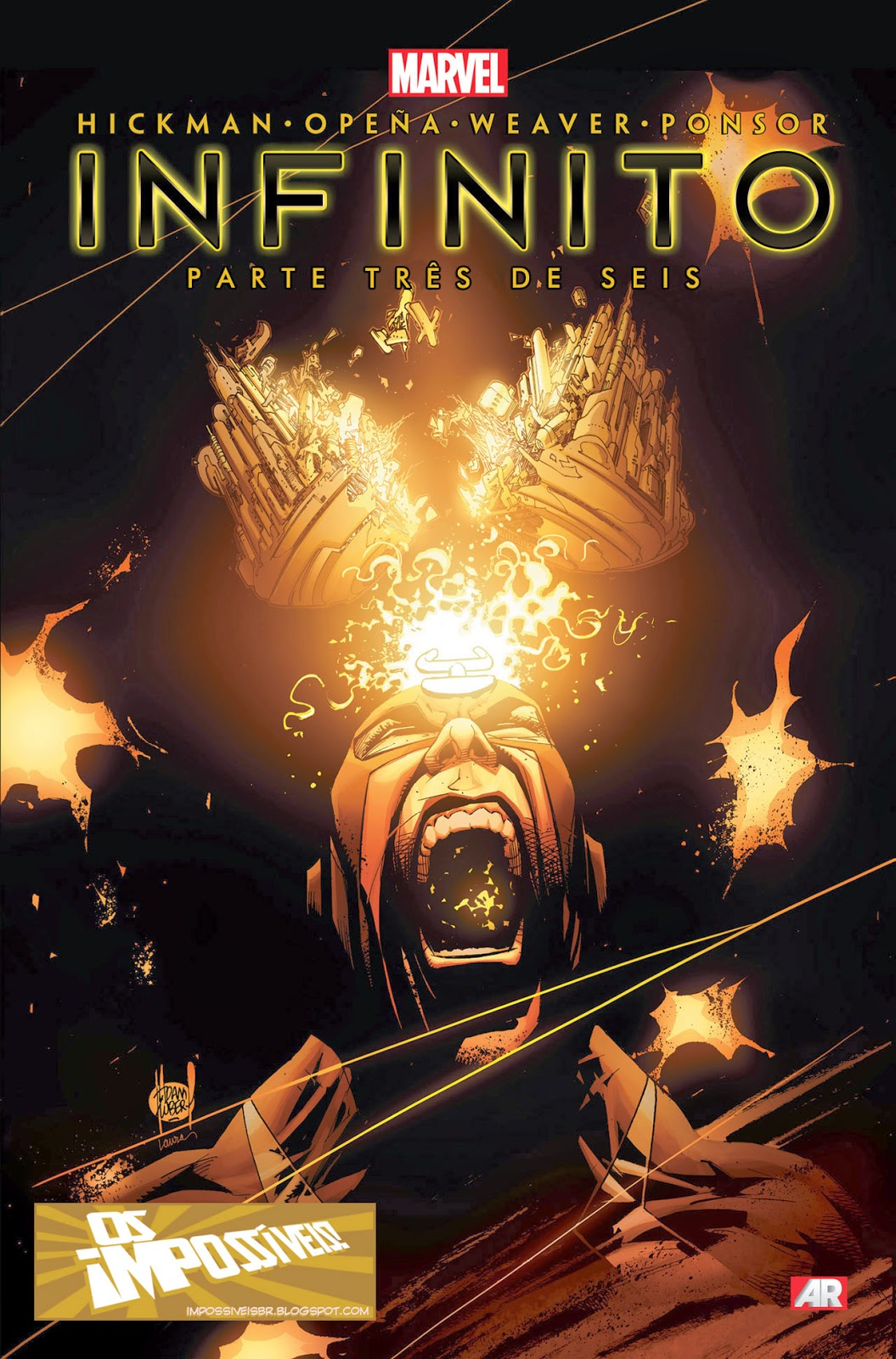Nova Marvel! Infinito #3