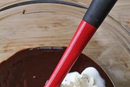 Peanut Butter Chocolate Mousse Parfait