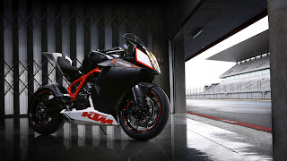 2012 1190 KTM RC8R