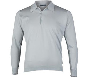 Long-sleeved polos for summer