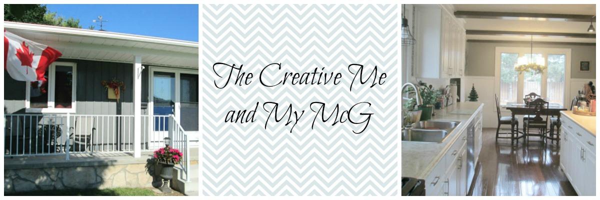 The Creative Me and My McG