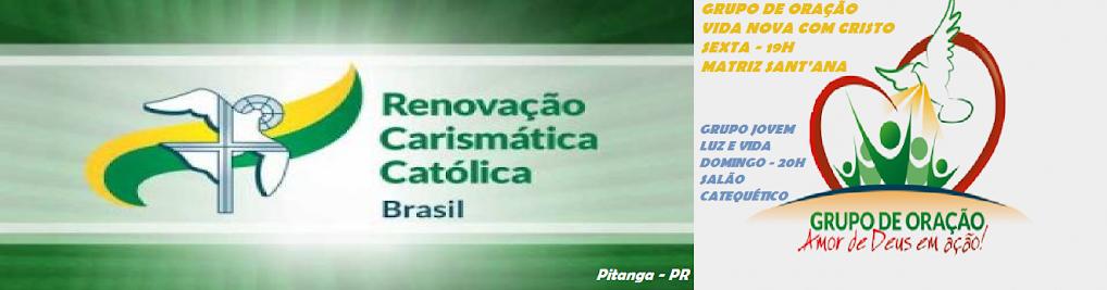 RCC Pitanga, Grupos de Oração Vida Nova com Cristo e Luz e Vida