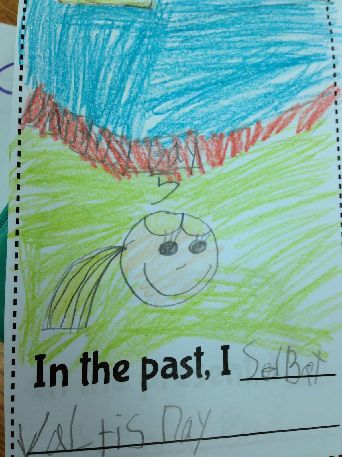 The Adventures of a K/1 Teacher: Terrific Timelines! (FREEBIE!)
