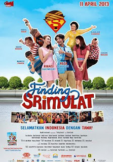 Poster Film Finding Srimulat