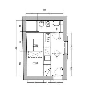 Ideas para decorar dise ar y mejorar tu casa vivir en for Vivir en 50 metros cuadrados