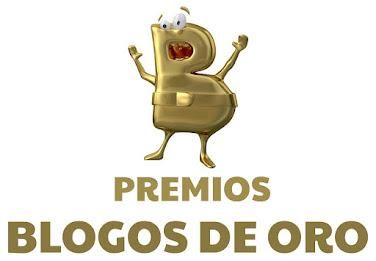 IV PREMIOS BLOGOS DE ORO