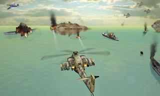 Gunship Strike 3D v1.0.3 Apk Terbaru