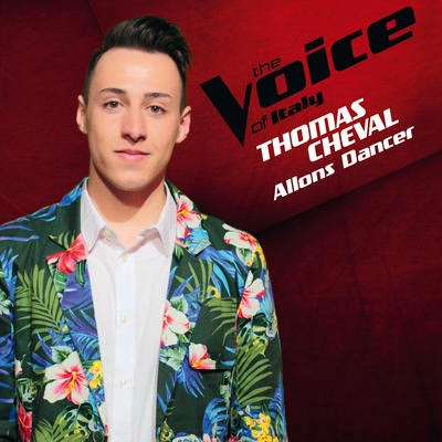 Thomas Cheval - Alors danser - The Voice 2015
