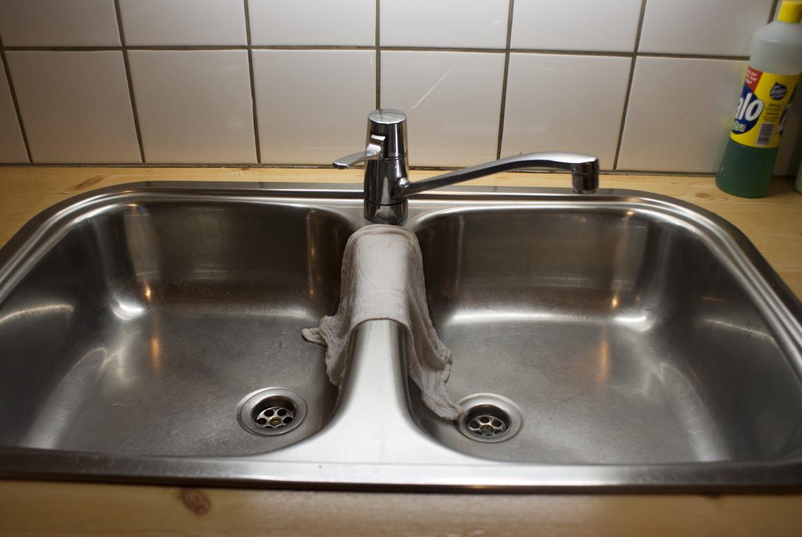 Blank oppvaskkum