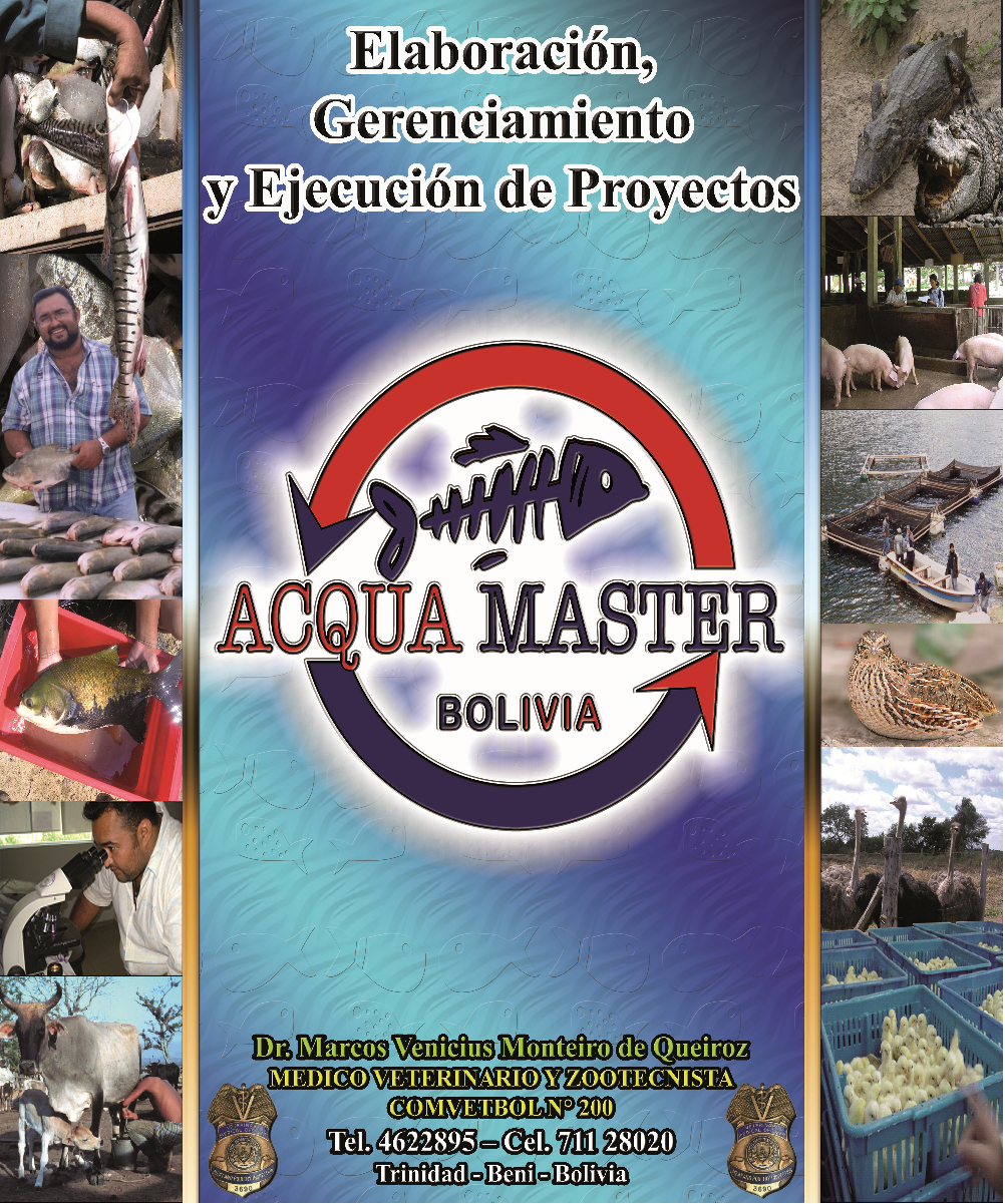 Empresa Veterinaria Acquamaster Bolivia