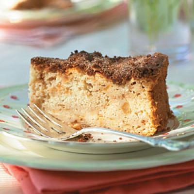 Cinnamon-Apple Cake
