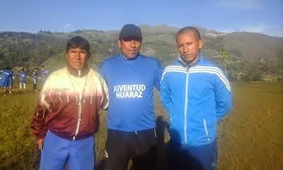 JUVENTUD HUARAZ NO SE QUEDA ATRÁS...