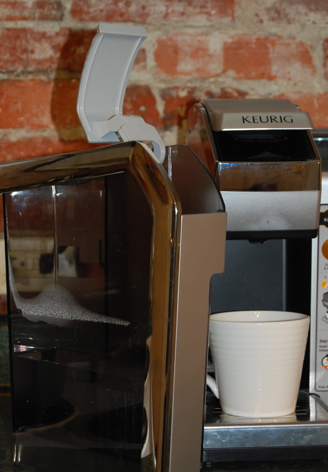 brew k cups without machine
