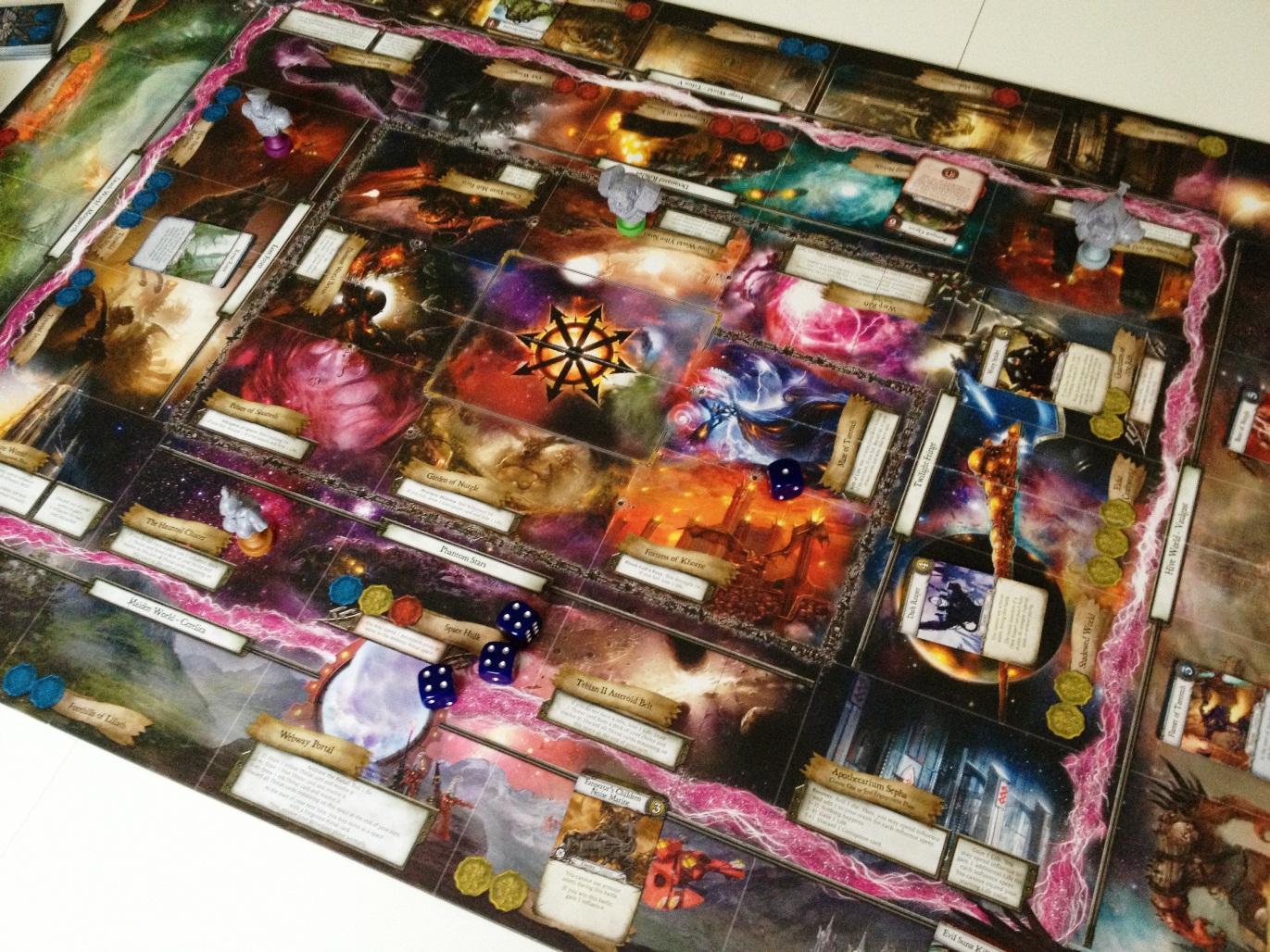 Warhammer 40k Relic board
