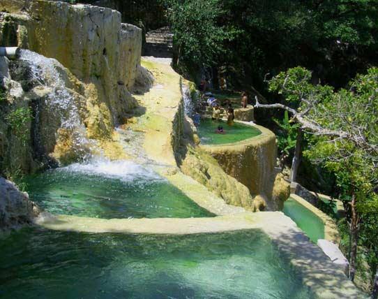 hoteles en las grutas de tolantongo: