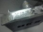 HKS RADIATOR ALUMINIUM HONDA CIVIC ek ej eg. RM 270.brand HKS