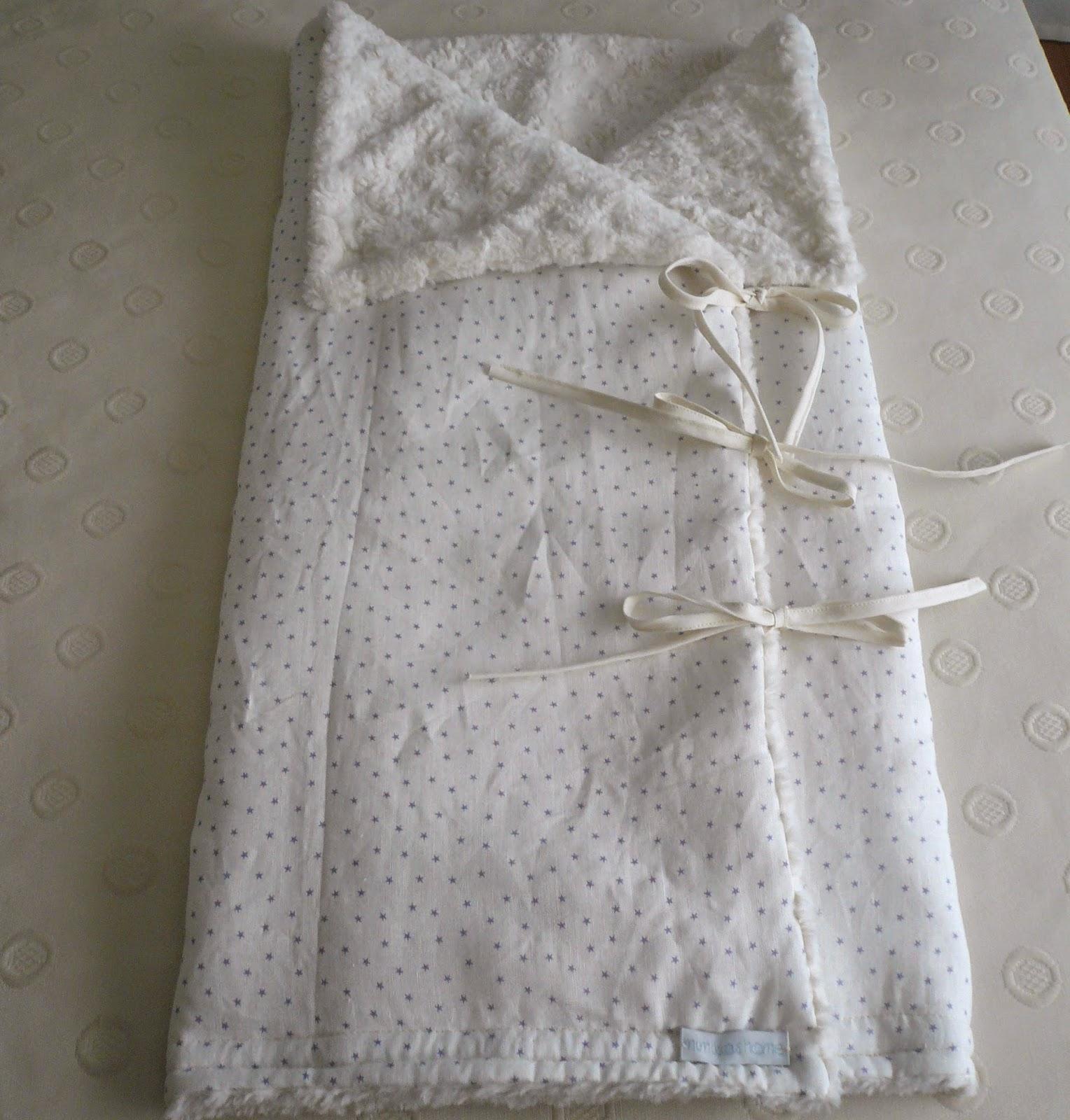 Mimitos home saquitos para beb tronas mantas arrullo - Saquitos de tela ...