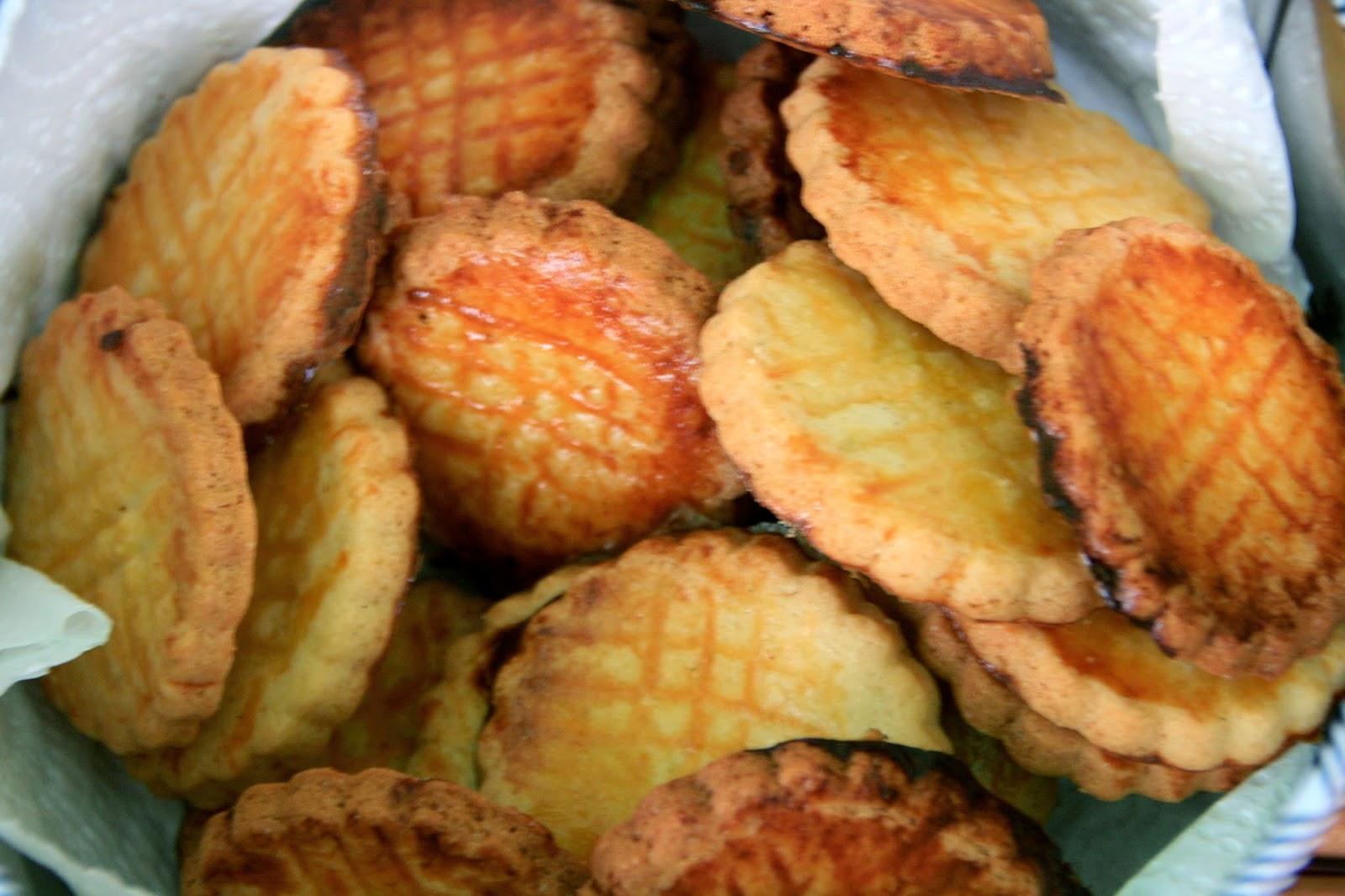 Receta galletas bretonas