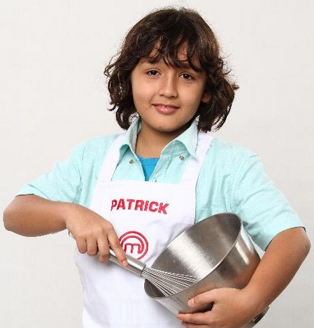 patrick Keluar di Junior Master Chef Indonesia