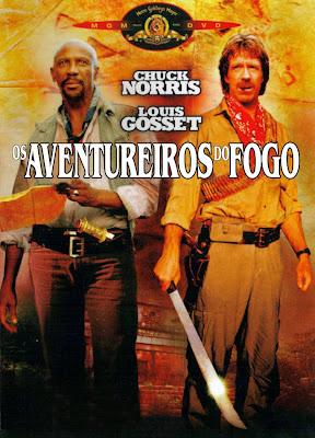 Os Aventureiros do Fogo - DVDRip Dublado