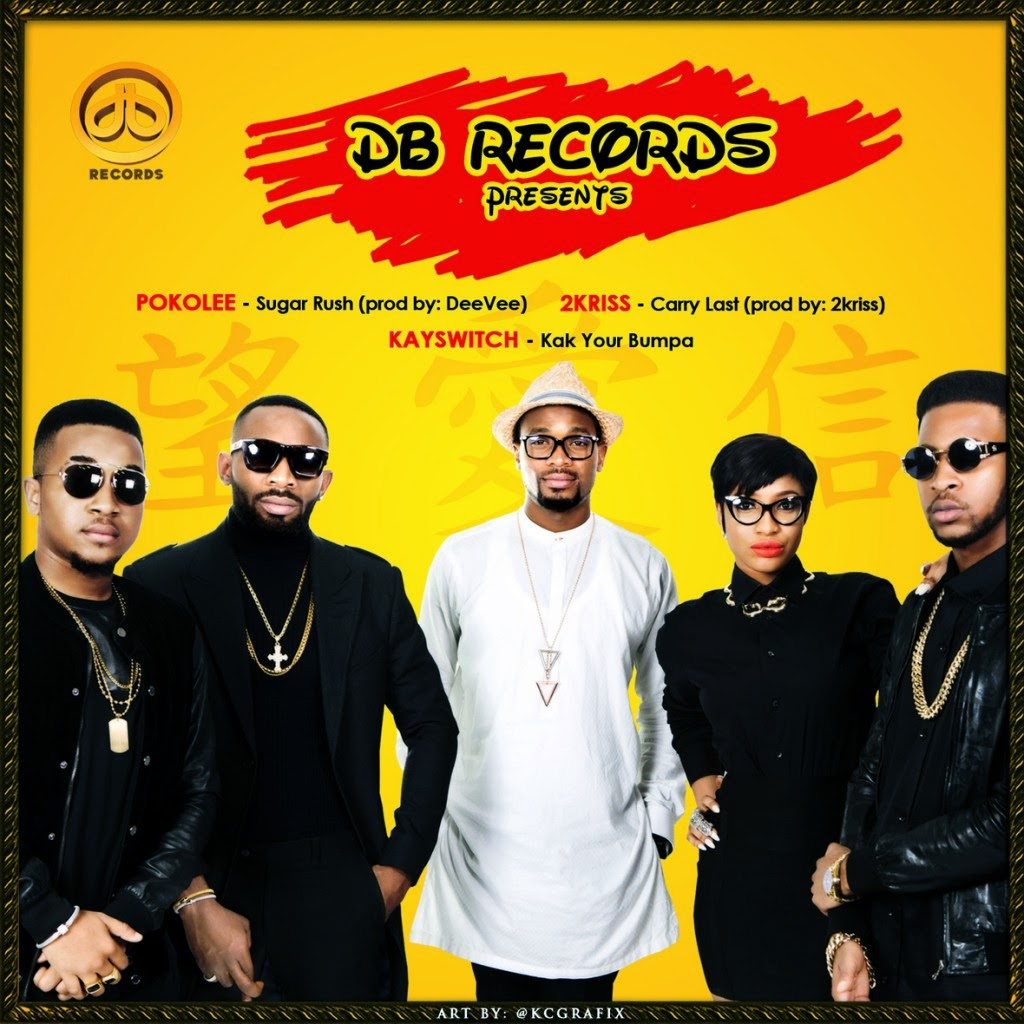 DB Records Presents : Kay Switch – Kak Ur Bumpa + 2kriss – Carry Last