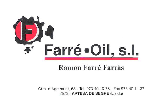 Farré Oil,s.l.