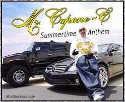 Mr. Capone-E - Summertime Anthem