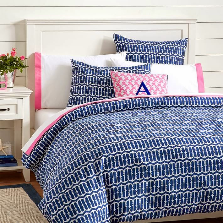 Pottery Barn Teen nautical new arrivals spring 2015