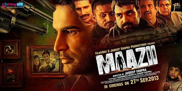 maazii movie 2013 poster