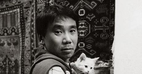 Resultado de imagen para Haruki Murakami gato