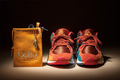 """Le Coq Sportif, 24 kilates, LCS R1000 """"Gallo"""", LCS R1000, sneakers, calzado, deportivas, Suits and Shirts, sportwear,"""