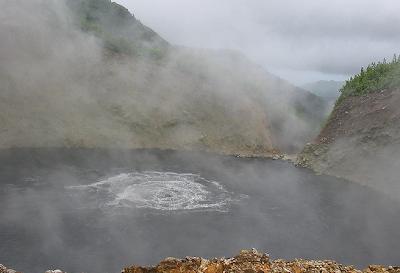 Danau Mendidih