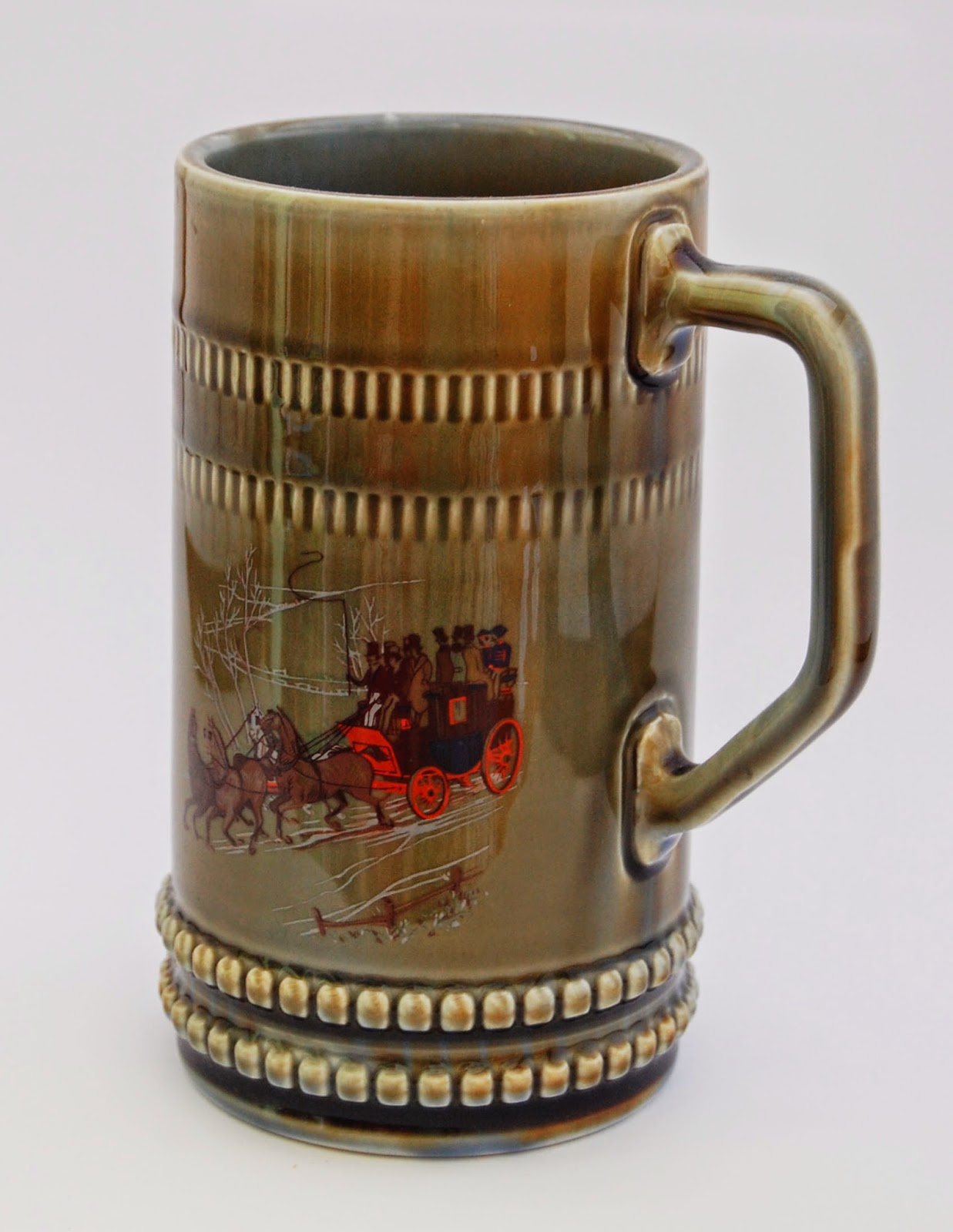 Irish Beer Stein
