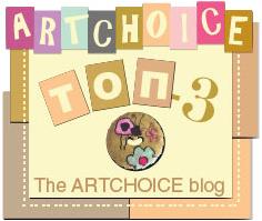 Я в Топе-3 Artchoice blog